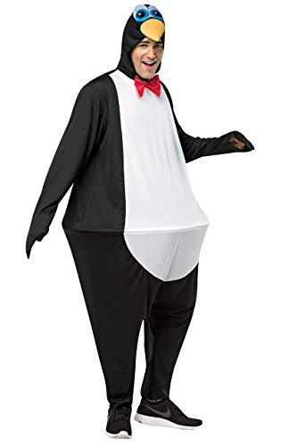 Pinguin Einheitsgröße - Rasta Imposta Pinguin Kostüm