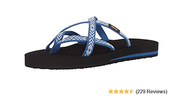 79d166e22 Teva Damen Olowahu W s Zehentrenner  Amazon.de  Schuhe   Handtaschen