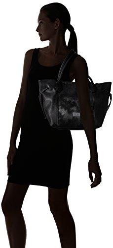 Gabor - Granada Glam, Borse a spalla Donna Nero (Schwarz)