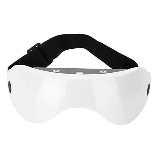 Elektrische Augenmassagegerät Maske Lindern Müdigkeit Migräne Augenverbesserung Stirn Augenpflege Brille Massagegerät Pflege Werkzeuge Ancient vine green