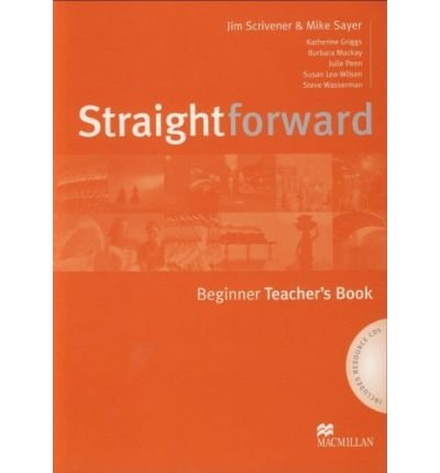 [(Straightforward Beginners: Teachers Book Pack)] [Author: Jim Scrivener] published on (March, 2007)