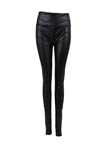 toogoor-sexy-ladies-high-waist-wet-look-faux-leather-leggings-pants-tights-matt-black-m
