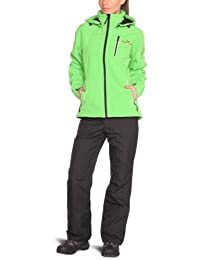 Black Canyon  - Chaqueta para mujer, tamaño 42, color verde