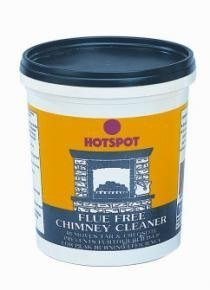 Nettoyant pour cheminée gratuit 750g [Hot Spot]