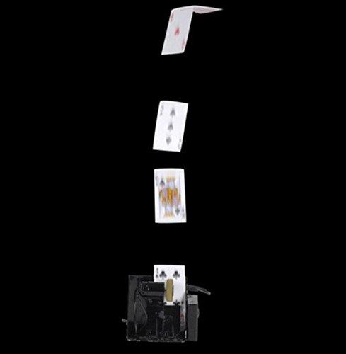 Gowe Fernbedienung Spary Karte Maschinen/Pro Karte Füllfederhalter, Metall Stage Magic/Magic...