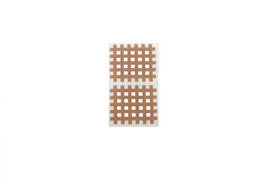 Kindmax Akupunkturpflaster, Form: Gitter, 40 Stück, Hautfarbe