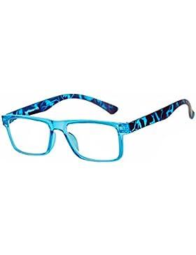Gafas de Lectura Rainbow Vogue / Superior flexible y ligero / Visión clara superior / RRD
