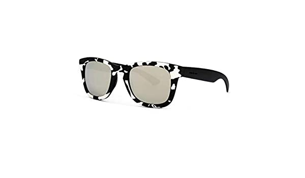 Blanc 50 Mixte Adulte Blanco Italia Independent 0090-143-001 Montures de lunettes
