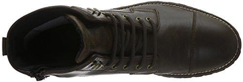 Geox Herren U Kieven B Abx C Combat Boots Braun (Coffeec6009)