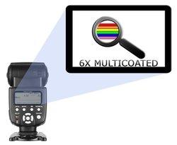 Original GGS Displayschutz LCD Glas-Protektor ECHTGLAS für Canon EOS 550D