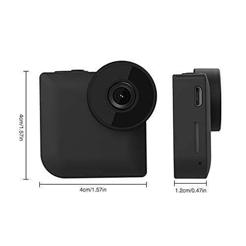 Mini Cámara Cámara De Vigilancia Multifunción Inalámbrica Hd 1080P / 720P, Cámara Web Wifi Portátil Con Detector De Movimiento