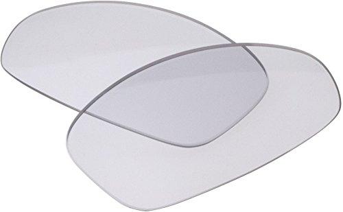 Zero Ersatzgläser für Oakley Juliet Sonnenbrillen Clear Grey Photochromic