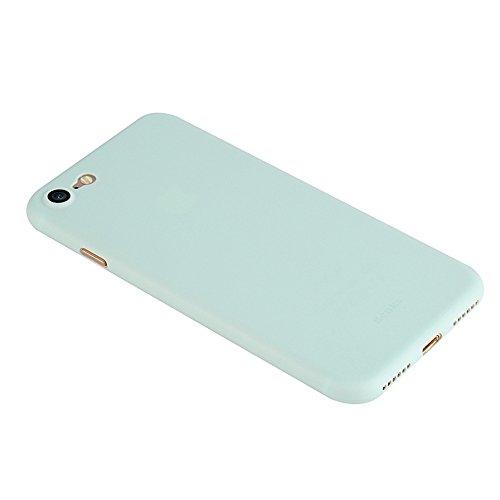 Mobiltelefonhülle - Benks Skin Serie für Samsung Galaxy S8 TPU Ultra-dünner Schock-beständiger Schutzhülle ( Farbe : Rosa ) Blau