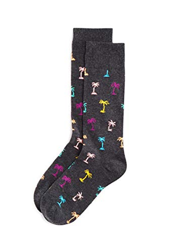 Happy Socks  Palm Beach Unisex Freizeitsocken Größe 36-40 (De Palm)