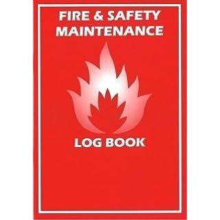 FSSS Ltd Brandschutzbuch A5 konform mit Landlord Einzelhandel, Gesundheit und Sicherheit