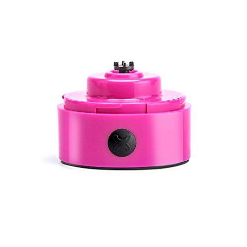 PROMiXX: The Original Vortex Mixer. Beautifully Engineered High-torque Battery-powered Protein Shaker / Blender Bottle with X-blade Technology. 100% Leak-proof Guarantee. 600ml /20oz. BPA-free.