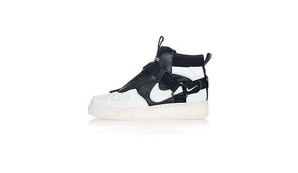 Nike Air Force 1 (Ones) 1997 Mid SC Black Black | SneakerFiles