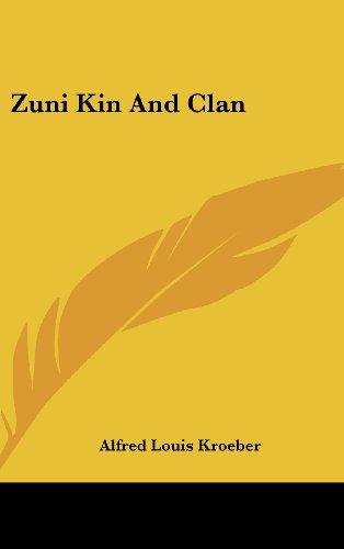 Zuni Kin and Clan