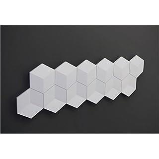 """ARSTYL Wandpaneele """"CUBE"""" (ARSTYL Wall Panels von NMC) für die kreative Wandgestaltung"""