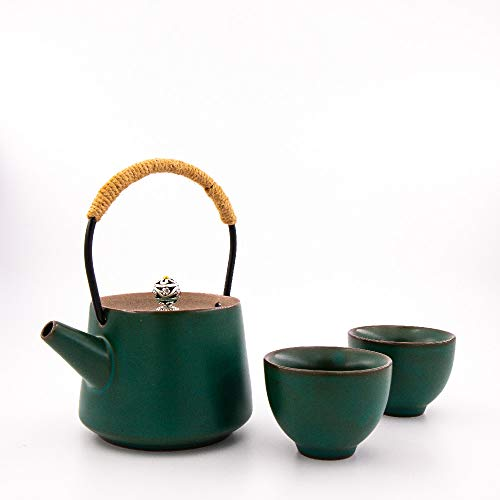 TEZEN Stilvolles Japanisches Teeservice