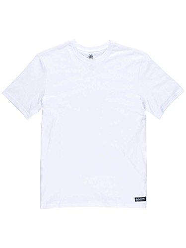Element Basic Crew T-Shirt Weiß