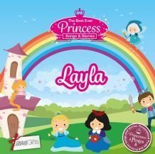 Princesses and Pirates - Personalised Songs & Stories for Kids (Layla)