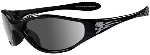 John Doe Memphis Skull Sonnenbrille