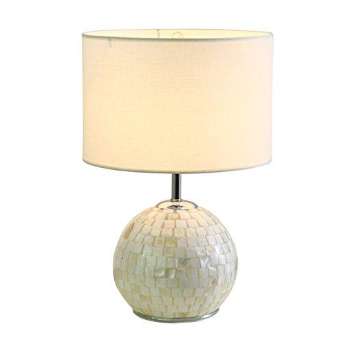 Seashell Lampe Tuch Einfache Schutz Auge Studie Schreibtischlampe Weiß Schlafzimmer Esszimmer Wohnzimmer Studie Lampe -