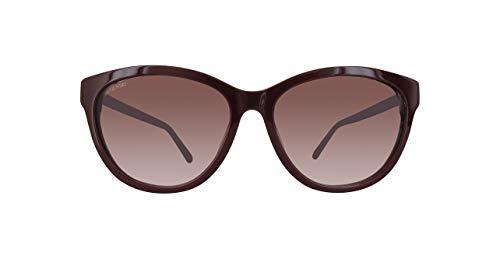 Swarovski sk0131-69t-rot occhiali da sole, rosso (rot), 57.0 donna