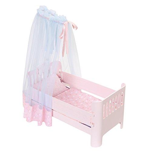 Zapf Creation 700068 Puppenzubehör (Baby Bed Spielen Doll)