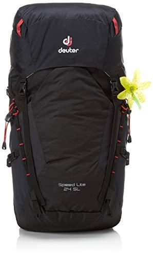 Deuter Damen Speed Lite 24 SL Rucksack, Black, 58 cm -