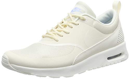 Nike Damen Air Max Thea Sneaker, Beige (Pale Ivory/Sail-Aluminum 112), 37.5 EU