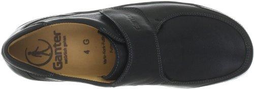 Ganter Anke Weite G 4-205001, Chaussures basses femme Noir-TR-J2-11