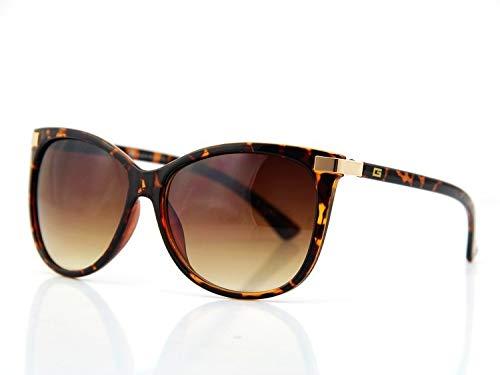Macxy - Cat Eye Classic Marken-Sonnenbrille Frauen-heißen Sun-Glas-Weinlese Oculos [NO 5]