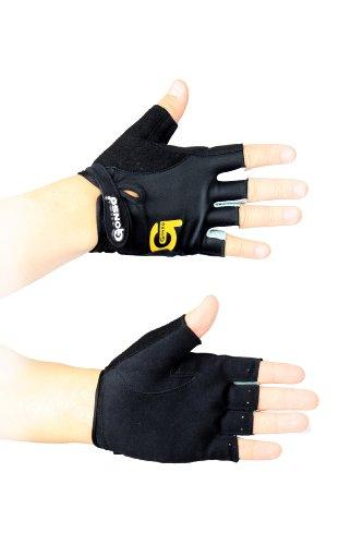 GONSO rad x-trainer-gants Noir - noir