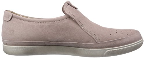Ecco Damara Trooper Cavalier Damen Sneakers Rosa (WoodroseSphinx02702)