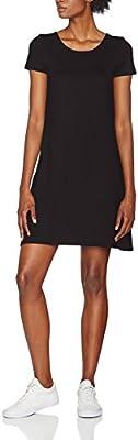 Only Onlbera Back Lace Up S/S Dress Jrs, Vestido para Mujer