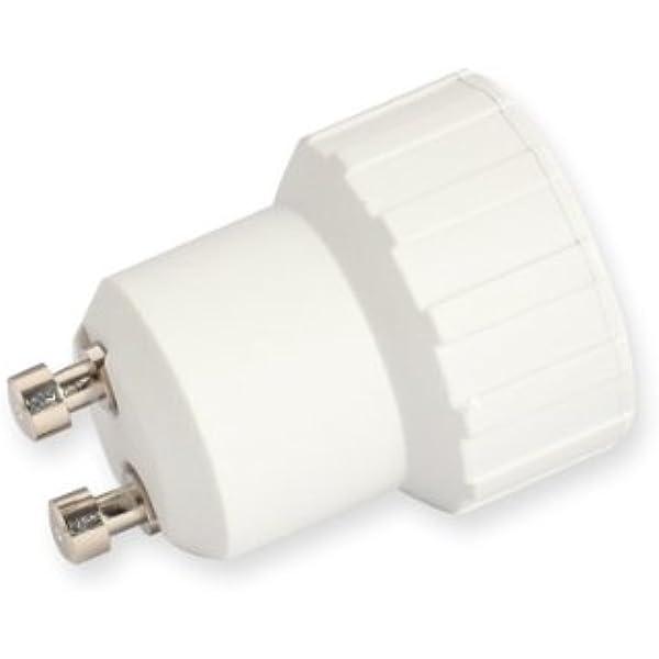 Lampensockel Adapter Gu10 Zu E14 Sockel Basis Halogen Cfl Glühbirne Lampe Adapter Konverter Halter Starnearby Beleuchtung