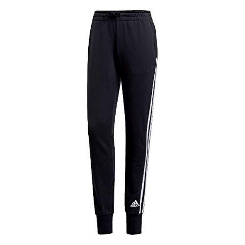 Adidas W Mh 3S Tight Pantalons de Compression Femme, Noir/Blanc, FR (Taille Fabricant : XS)