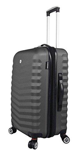 Wenger Roller Case, 65 cm, 66 Liters, Black