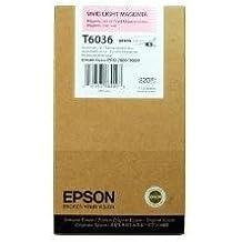 Epson C13T603600 - Cartucho de tinta, magenta claro