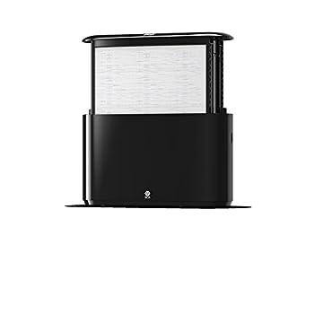 Tork Xpress Countertop Multi-fold Mini Hand Towel Dispenser Compatible With Tork H2 Interfold System, Black 3