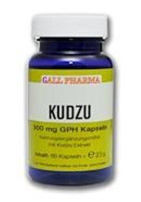 Gall Pharma Kudzu 300 mg GPH Kapseln 1750 Stück