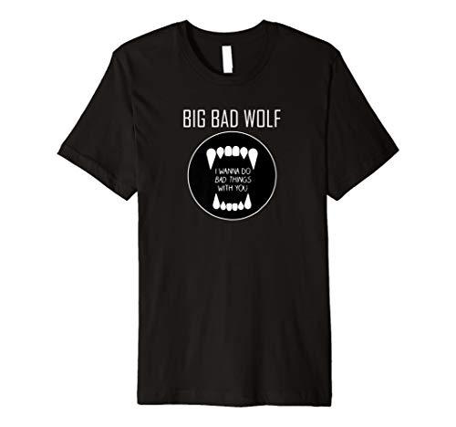 (Big Bad Wolf Dating beliebtes Halloween Kostüm Idee)
