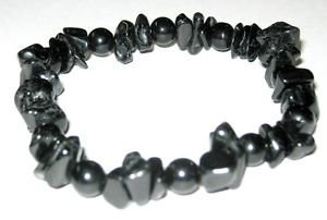 Powerful Black Tourmaline & Obsidian Bracelet Fashion Jewelry Wellness Crystal Healing Men Women Gift Protective Luck Deflector Peace Of Mind Luck Fear handcrafted accessory aura health meditation
