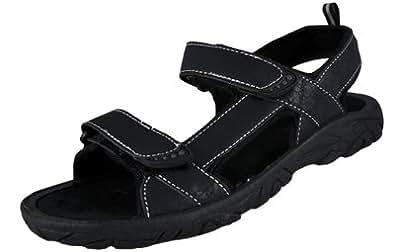 Premier MOZA Velcro Sandales - Noir - noir,