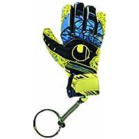 Uhlsport Mini Glove - lite fluo gelb/schwarz/hy - Fanartikel-Unisex