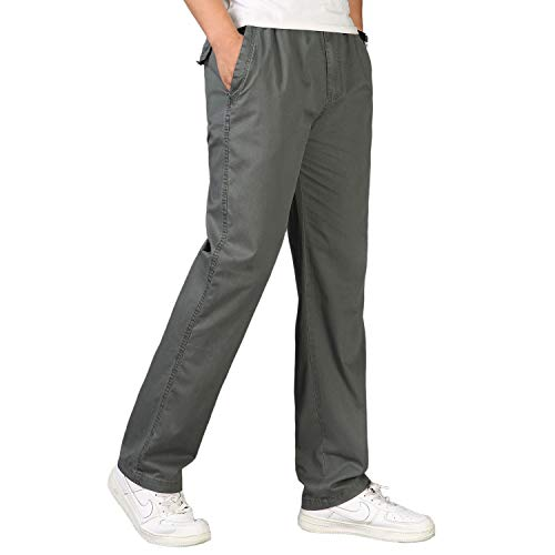 Pantalones Hombre Pantalón Casual Hombre Algodón