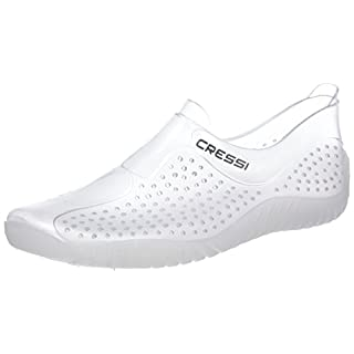 Cressi Unisex Badeschuhe, transparent, 39 EU/6, 5 UK/7 US, VB950539