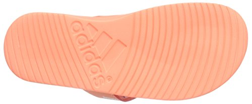 adidas Performance  Caverock - Tongs Femme Multicolore (Sun Glow S16/Chalk White/Shock Red S16)